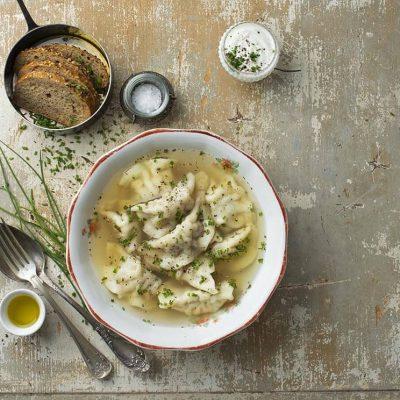 Mamma uued supid – juba valmis!